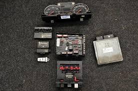 vw passat b tdi bkp full ecu kit gce clocks vw passat b6 2 0 tdi bkp full ecu kit 03g906018ce clocks 3c0920960k fob fuse box