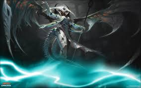 magic the gathering images atraxa praetors voice hd wallpaper and background photos