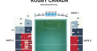 Bmo Field Detailed Seating Chart Nobs News Fw Further Info For Battle At Bmo 2012