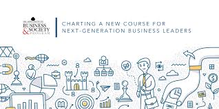 Charting A New Course Charting A New Course For Next Generation Business Leaders
