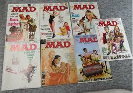 Große Sammlung MAD Comics/Zeitschriften in Kreis Pinneberg ...