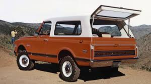 The Chevrolet Blazer K/5 Is The Vintage Truck You Need To Buy ...