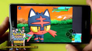 official Release] Pokemon Sun And Moon Android And - Pokemon Sun Moon  Tutuapp - 1241x698 Wallpaper - teahub.io