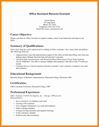 Fresh Ideas Medical Assistant Resume Objective Medical Assistant