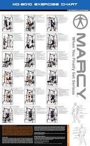 Day By Day Exercise Chart Md 9010 Exercise Chart Manualzz Com