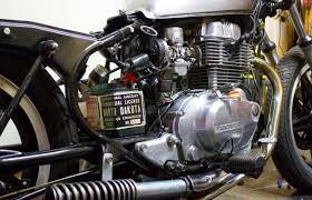 l a nik custom bobber motorcycle project for under 300 youtube