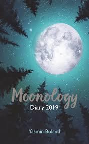 Moonology Diary 2019 Yasmin Boland Author 9781788170222