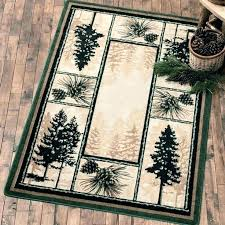 pine cone area rugs rug design best images on bear and black rustic pinecone inspirational wildlife pine cone area rugs
