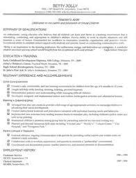 Sample Resume For Preschool Teacher Assistant Inspiration Sample