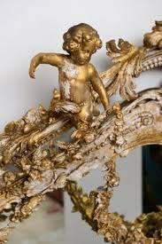 100+ Gilded ideas | antiques, antique mirror, gilded