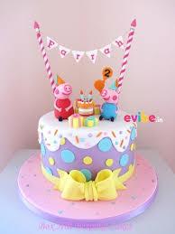 Order Superb Peppa Pig Theme Cake Online Birthday Cake In