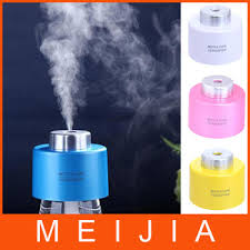 carrier humidifier price. new usb portable mini water bottle caps humidifier aroma air diffuser mist maker free shipping 100pcs/lot carrier price i