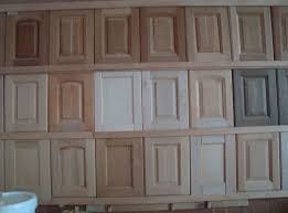 unfinished kitchen cupboard doors image