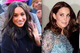 kate middleton not jealous of meghan markle despite report kate middleton jealous meghan markle