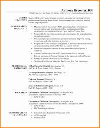 Professional Nursing Resume Nursing Resume Example Unique 24 Registered Nurse Resume Samples 22