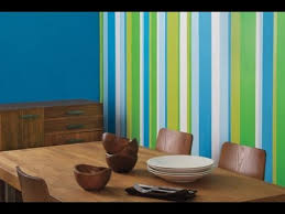 Stripe painted walls Painting Multicolored Youtube How To Paint Striped Wall This Old House Youtube