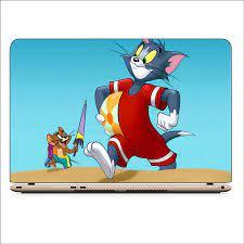 Miếng Dán In Skin Decal Dành Cho Laptop - Tom And Jerry 2 - Mã 041118 -  Skin và decal dán Laptop Thương hiệu OEM