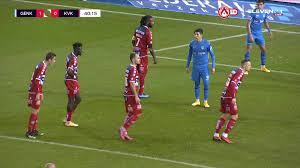 KV Kortrijk - Samenvatting | KRC Genk - KV Kortrijk 2-0
