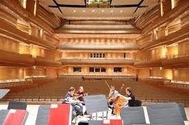 Acoustics Design La Maison Symphonique Montreal Sound