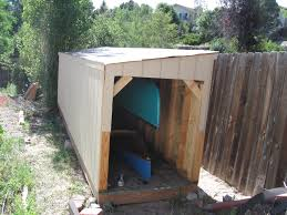 kayak storage shed. Fine Shed Test Fitting The Boats On Kayak Storage Shed 6