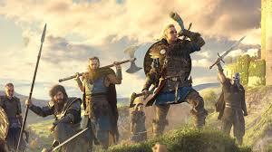 AC Valhalla Eivor Female Vikings 8K ...