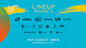 Summer Game Fest Lineup [Image] : PS5
