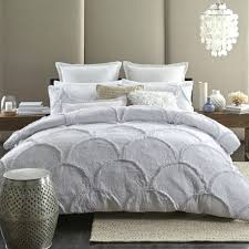 luxury bedding summer duvet linen duvet cover king size duvet white ruffle duvet cover