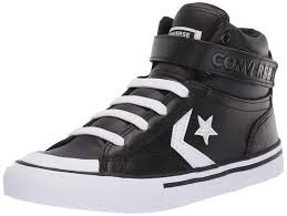 com converse kids pro blaze strap leather high top sneaker sneakers
