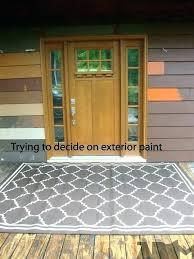 inside front door rug crafty ideas indoor front door rugs inside rug personalised mat runner for