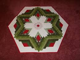234 best Sewing: Christmas Tree Skirts images on Pinterest ... & Christmas tree skirt from Quilting Board Adamdwight.com