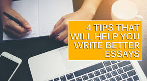 tips that will help you write better essays go essay help students should look forward to writing essays as it is their best chance to show their intellectual knowledge this allows writers to construct thoughtful