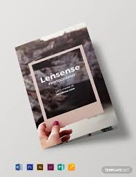 Free Half Fold Brochure Template Word Psd Indesign