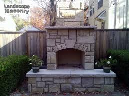 outdoor wood burning fireplace kits best of sunjoy freestanding fireplace diy outdoor gas kits home