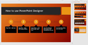 Office 365 Powerpoint Designer Blog Post At The It Training Surgery Powerpoint Designer