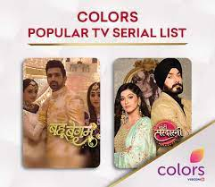 colors tv schedule 2021 updated time