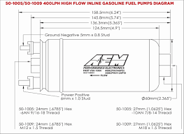 isolated ground wiring diagram wiring library 6 volt positive ground wiring diagram beautiful aem 400lph high flow in line fuel pump of
