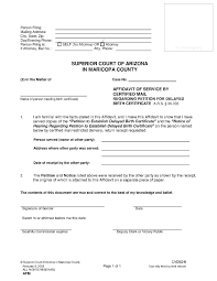 Birth Certificate Affidavit By Uncle Download Of Service