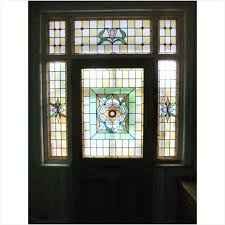 stained glass panels for front doors charming light stained glass door panels bgtrotter