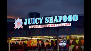Cajun Seafood Boil at Juicy Seafood ...