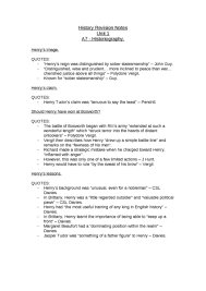 summary of historiography a oxbridge notes the united kingdom summary of historiography a7 notes