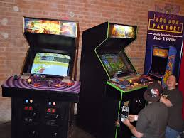 Ninja Turtles Arcade Cabinet Whats Your Favorite Cooperative Multiplayer Experience The