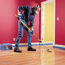 Sanding New Hardwood Floors Flawless Floor Sanding Family Handyman