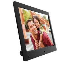 nix advance 10 inch widescreen digital photo hd frame x10h com