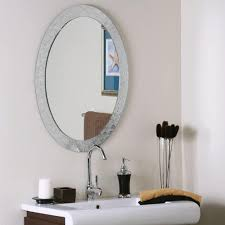 Mirrors For Small Bathrooms Spacious Small Bathroom Decorating