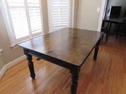 Kitchen Table Refinishing Refinished Oval Fine Dining Table Just Fine Tables