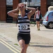 Strava Runner Profile | Ashlee Lucas