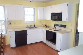 Updating Kitchen Cabinets Poskaduckdns Throughout Old Plan