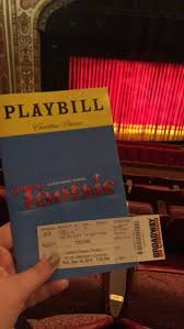 Cadillac Palace Theater Section Balcony Lc Row H Seat 304