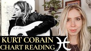 Kurt Cobain Astrology Pisces Art Escapism
