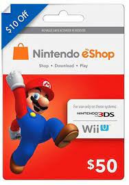 Buy your nintendo eshop gift card online. Nintendo Wii U 3ds Prepaid Cards Up To 10 Off Free Shipping Nintendo Eshop Gift Card Generator Eshop Code Generator